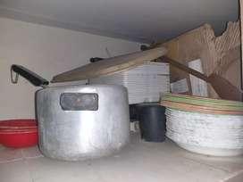 Restaurant kitchen all material