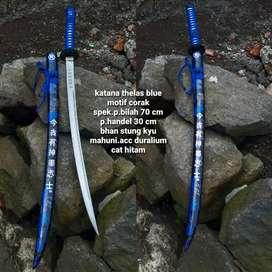 Koleksi katana samurai