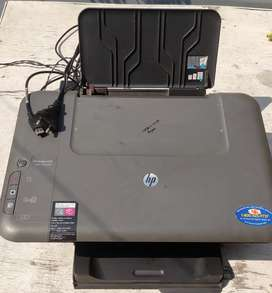 HP Deskjet 5010 All in One Color Printer