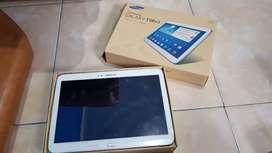 Samsung Tab 3 10,1 inci Mulus fullset