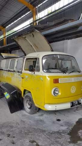 Foodtruck VW Combi brasil