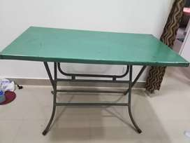 Old Steel table for sale
