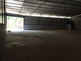 Available   Godown space in near aj hospital and urwa bikarnakatte