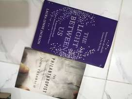 The light between us and the philanthropist