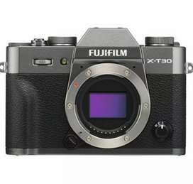 Kredit Fujifilm X-T30 Mirrorless Camera With XF 35mm [ 3 Menit Cair ]