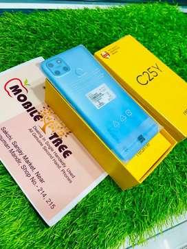 Realme C25Y / Seal open 4_128Gb Brand New