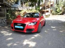 Audi 8j TT 2.0 Quattro