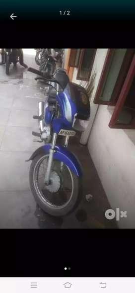 Good condition is this Bike  bike chusaka rate cheppandhi