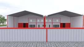 Disewakan Gudang Gatsu ready Juni 2021