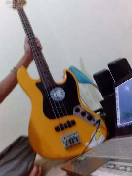 Bass custom fender