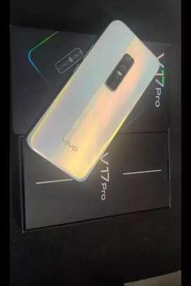 Vivo V17 Pro available with warranty and bill