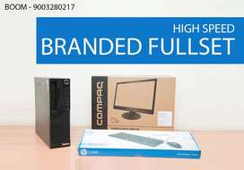 Lenovo Fullset - 1 year warranty - Home Delivery - WIFI - HDD 500gb