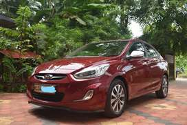 Hyundai Fluidic Verna 2014 Diesel 78000 Km Driven