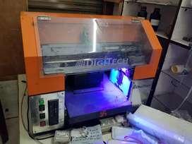 UV printing machine