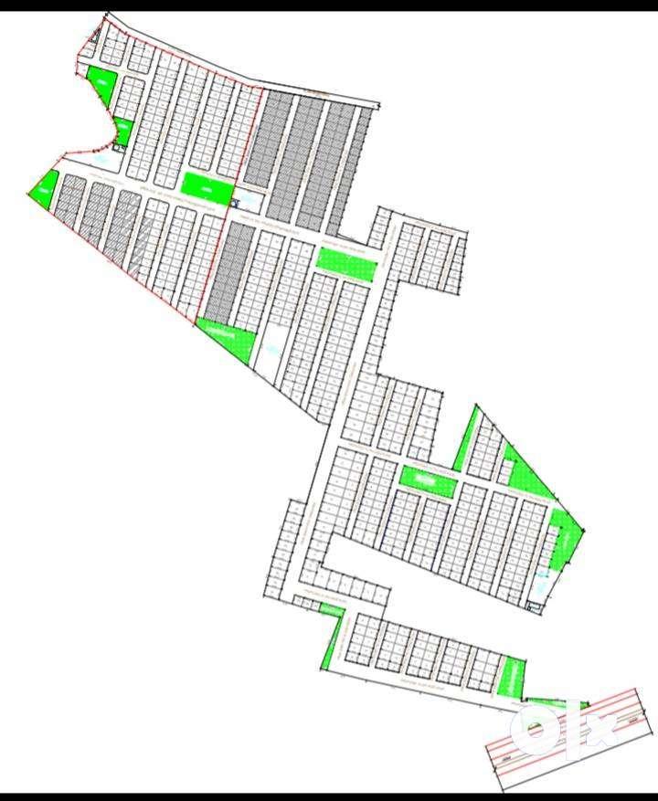 HMDA approved plots for sale near Shadnagar 0