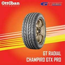 Jual Ban mobil murah ukuran 235/45 R18 GT Champiro GTX Pro