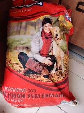 Drools dog food