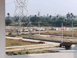 HMDA PLOTS FOR SALE IN NEAR TO TCS COMPANY WITH ALL DEVELOPMENT