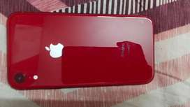 Iphone xr 128 GB red (6 month use)