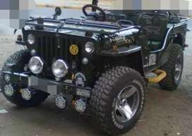 Willy modified new jeep