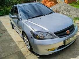 Dijual Honda Civic VT i tahun 2004 - Siap Pakai - Pemakaian Pribadi