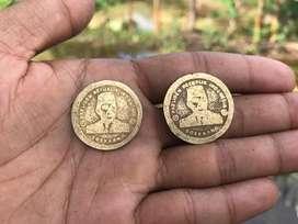 Koin Kuno Soekarno Yasin 3 Terbatas