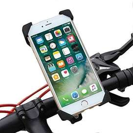 Bicycle & motor Bike Mobile phone Stand Holder for cycle-003