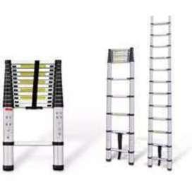 Jual tangga alumunium telescopic ladder tangga lipat