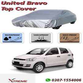 United Bravo Parcking Top Cover