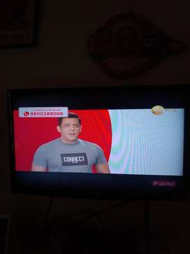 Samsung television with airtel hd conection