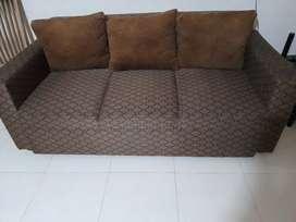 Sofa 3+1+1 seater