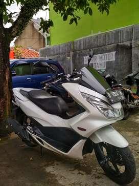 PCX CBU Thailand 155 CC Lampu LEd Mulus