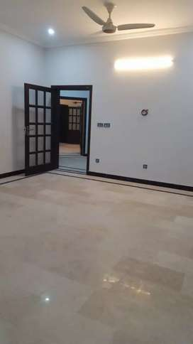 Brand new ground portion for rent in soan garden
