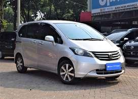 Honda Freed 2012 1.5 E PSD A/T Bensin Silver