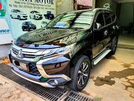 Mitsubishi All New Pajero Sport Dakar Hitam 4x2 2016/2017 Mulusss