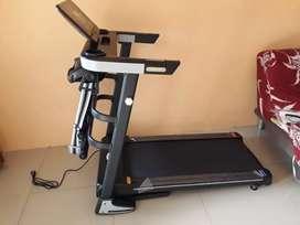 New Treadmill elektrik 3 fungsi best Genova 12 speed