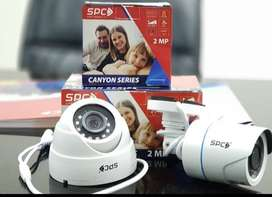 CCTV SPC CANYON 4CH 2MP KOMPLIT