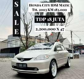 Honda City IDSI Matic 2003/2004 Istimewa Bukan Vtec Manual