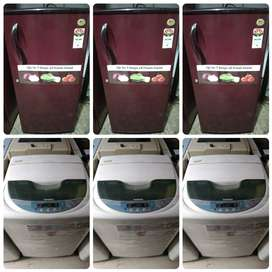 HAVING WARRANTY 5 YEAR AND DELIVERY FREE WITH FRIDGES//WASHING MACHINE