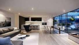 1bhk furnished flat on rent nr.highway