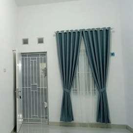Gorden Vitrase Curtain Blinds Gordyn Korden Decor Interior.1538384jr