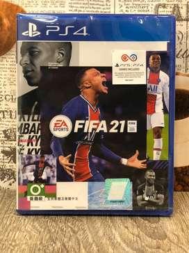 Kaset BD PS4 Fifa 21 Standard Edition