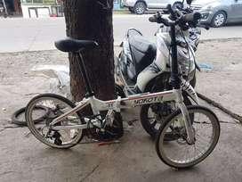 Sepeda lipat yokota