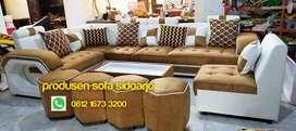 Sofa modern L sudut cutterpilar