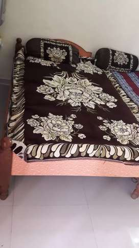 Sale Wooden Bed