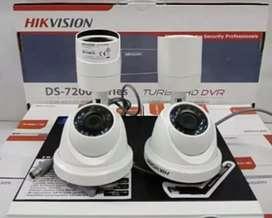 *Hikvision CCTV New Paket super lengkap Harga Irit*