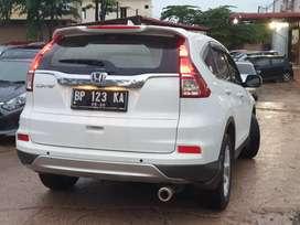 Honda CRV 2015 tangan pertama pemakaian pribadi uang muka 25 juta