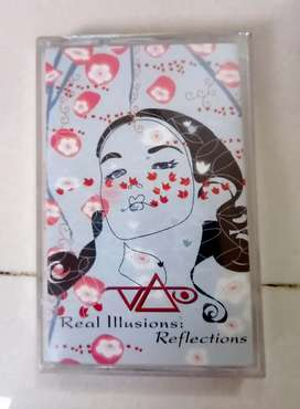 kaset pita ori segel STEVE VAI REAL ILLUSIONS: REFLECTIONS