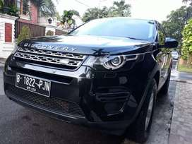 Land Rover Discovery Sport Diesel SD 4 thn 2015/ 2016 km 13rb antik