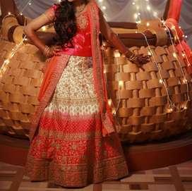 Bridal wear - latcha XL.size